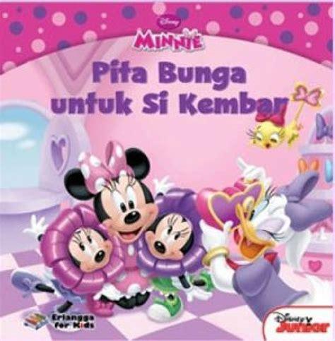 Kachi Pita Minnie Mouse bukukita minnie mouse pita bunga uutuk sikembar