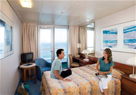 Pacific Balcony Cabin by Pacific Cruise Ship Expert Review Photos On Cruise