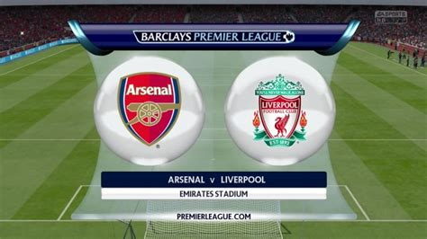 arsenal jadwal nonton tv online live streaming arsenal vs liverpool