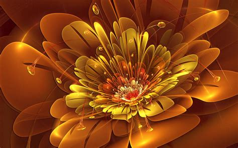 How To Decorate Home With Flowers by 3d Flower Wallpapers Android Apps On Google Play