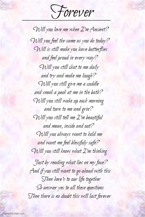 list poem template wedding poem template postermywall