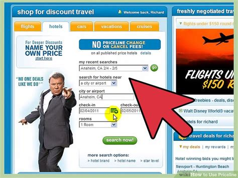 priceline bid how to bid on priceline 14 steps with pictures wikihow