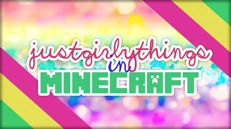 girly minecraft wallpaper just girly things in minecraft 11 minecraft kurzfilm