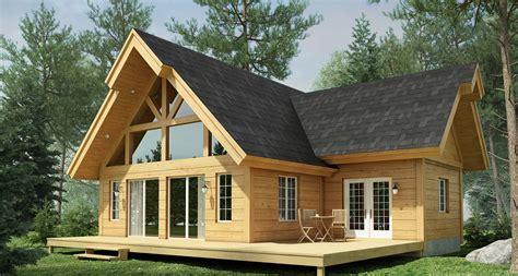 Cottage Houseplans aspen patriote maisons et chaletspatriote maisons et chalets