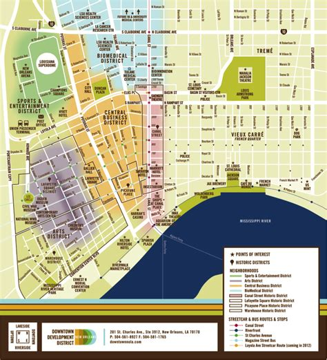 map of new orleans downtown hotels map of new orleans downtown hotels world maps