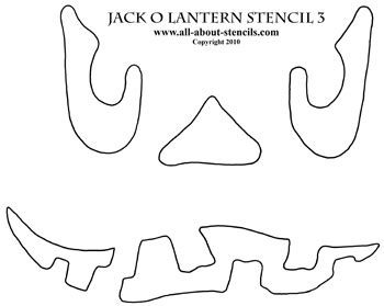 scary jack o lantern pattern printable free jack o lantern stencils for carving and all of your