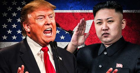 donald trump vs kim jong un trump vs kim jong un battle of the halfwits the ring