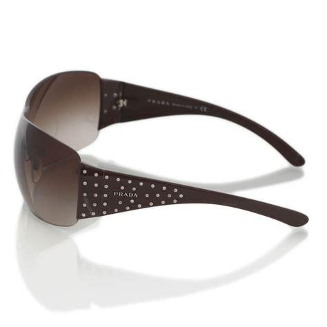 Studdef Sunglasses prada studded sunglasses spr 29l 24817
