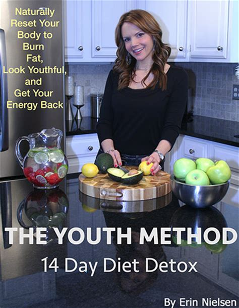 The Youth Method 14 Day Detox by The Youth Method 14 Day Diet Detox Just Attain A Younger