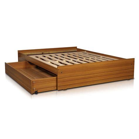 somier con cama abajo box sommier base somier cama 2 plazas cajones y baulera