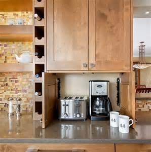ideas for small kitchens 42 creative appliances storage ideas for small kitchens