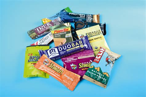 top rated energy bars best cycling energy bars snacks reviewed and rated cyclist