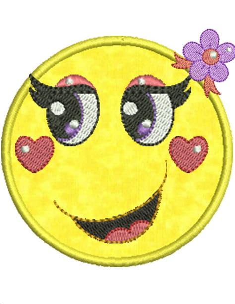 Home Decor Things Sale mix and match emoji s machine embroidery designs by sew