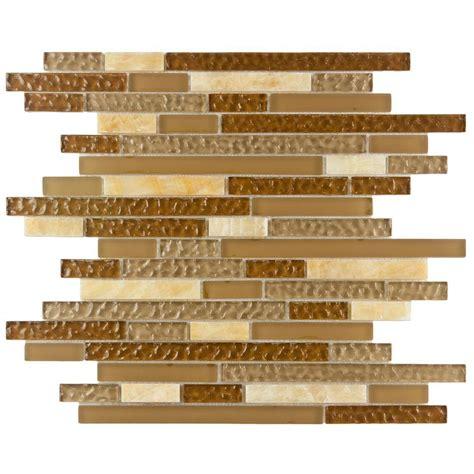 piano ls home depot merola tile tessera piano amber 11 3 4 in x 11 7 8 in x