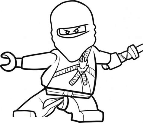color sheets free printable ninjago coloring pages for