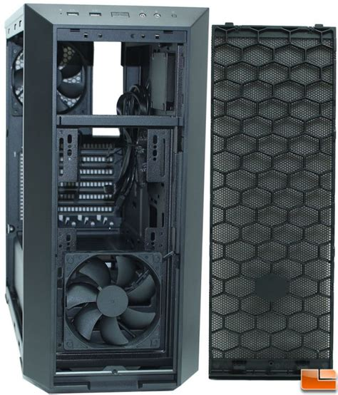 Cooler Master Masterbox 5 cooler master masterbox 5 review page 3 of 5 legit