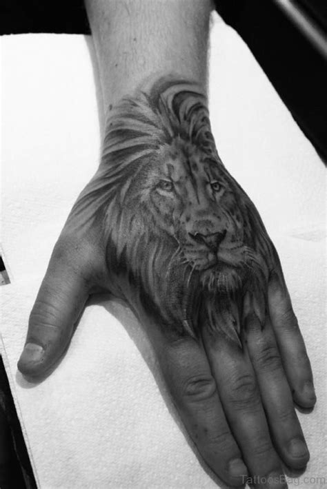 white lion tattoo 38 tattoos on