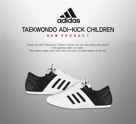 adidas adi kick i children taekwondo shoes aditkk01 size 180 250 tkd tae kwon do ebay