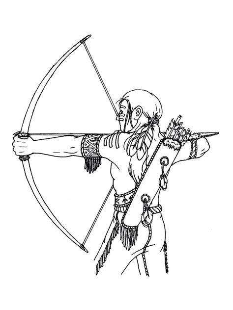 n funde magnificent warrior coloring pages