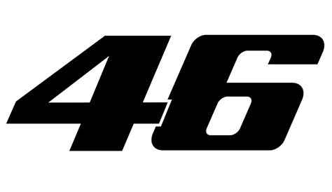 Autoaufkleber Vr46 by Motorrad Autoaufkleber 46 Valentino Einfarbig
