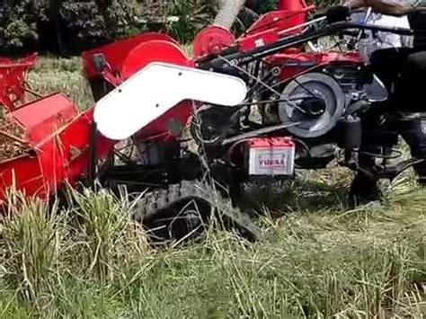 Mesin Panen Padi harvester h 140 r cutting rice doovi