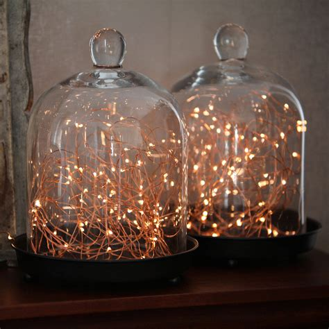 starry string lights on copper wire lights string lights lights 300 warm white