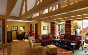 design your home interior интерьер деревенской избы