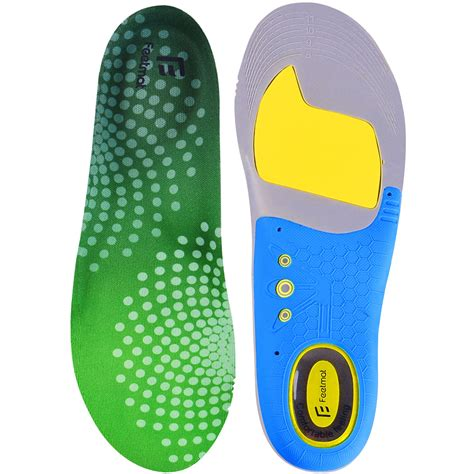 sport shoe sole feetmat premium shoe insolesorthotics soles for flat