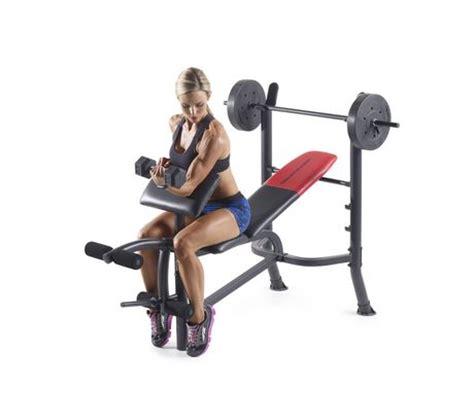 weider 148 weight bench weider pro 265 weight bench walmart ca