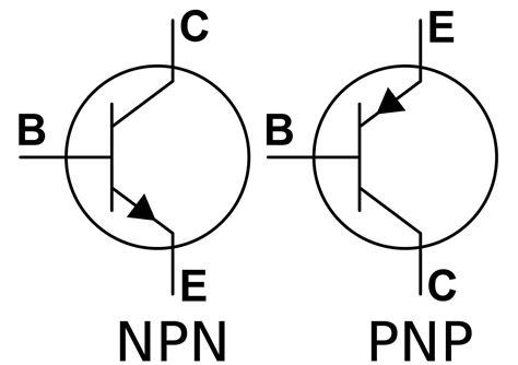 hobi elektronika apa arti npn dan pnp pada transistor