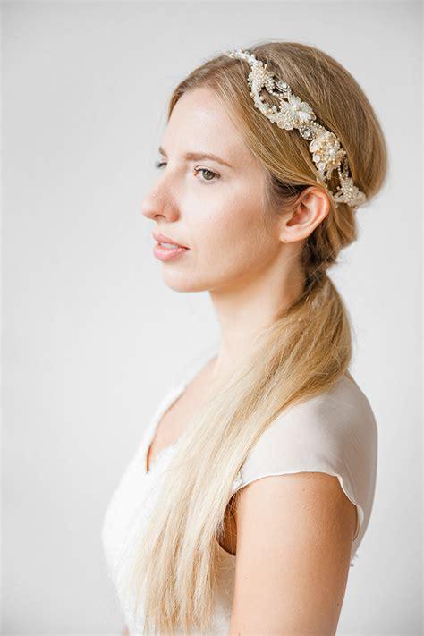 Brautfrisur Glatte Haare by Neue Brautfrisuren F 252 R Herbst Und Winter Friedatheres