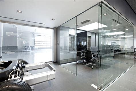 mclaren factory  norman foster pao interior office