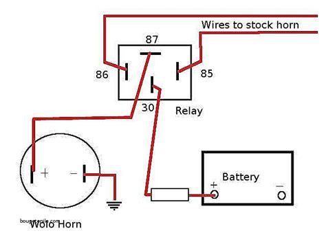 wolo horn wiring diagram awesome stebel or wolo air horn