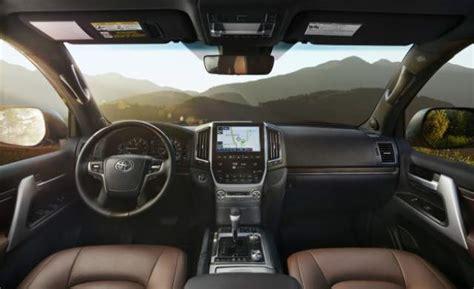 toyota land cruiser interior 2017 land cruiser vx toyota h 192 đ 212 ng đại l 221 ch 205 nh thức