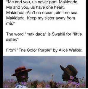 color purple quotes quotesgram