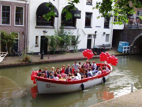 bootje varen utrecht 2 personen tochten varen in utrecht nl