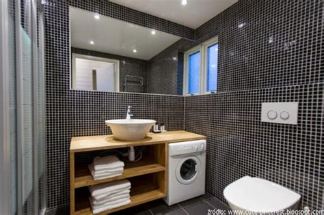 Ikea Bathrooms Designs by Pralka W łazience Czy W Kuchni łazienki Projekty
