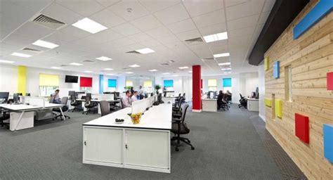 layout of work area cool offices jive software office in berkshire