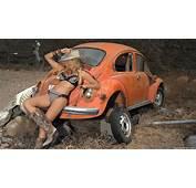 Volkswagen Cars And Girls Desktop Wallpapers 4K Ultra HD