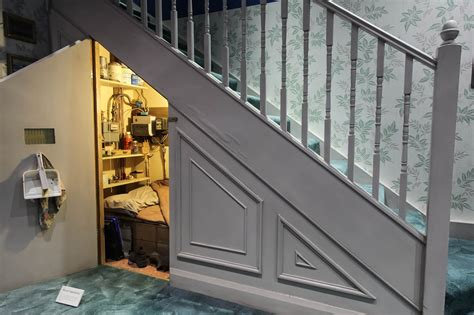 bedroom under the stairs harry potter s house is now up for sale thehive asia