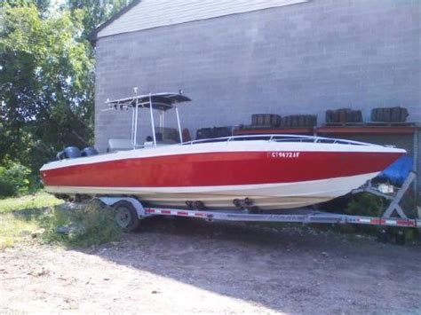 scarab boats for sale in ct 1986 wellcraft 30ft scarab sport completely refit in 2002