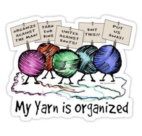 knitting puns organization quotes quotesgram