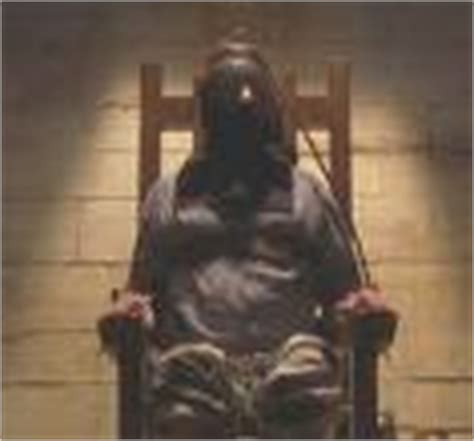 The Green Mile Electric Chair by Green Mile Electric Chair Paul Edgecomb Is A Slightly Cynical Mylot