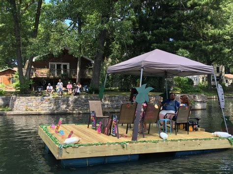 shaker pines lake boat parade enfield ct patch