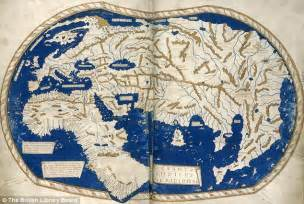 First World Map by Ten Of The Greatest Maps That Changed The World Daily