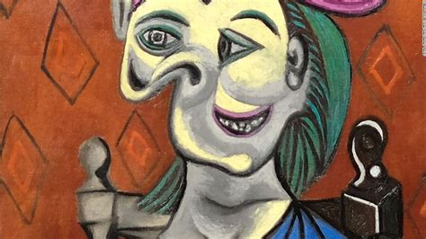 picasso paintings picasso painting stolen by sells for 45m cnn style