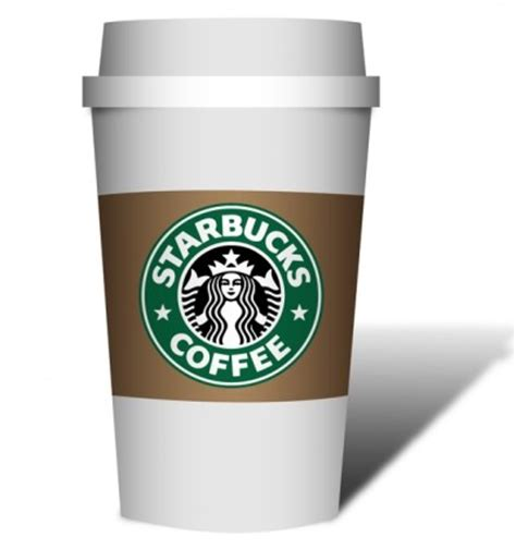 Starbuck Coffee 7 starbucks coffee cup clipart