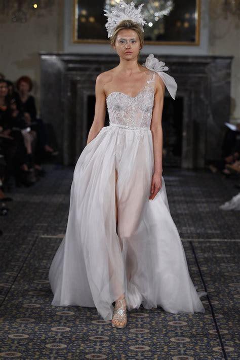 Mira Slit mira zwillinger stardust bridal collection part ii