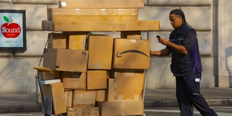 amazon delivery amazon s enormous same day delivery growth comes at a price