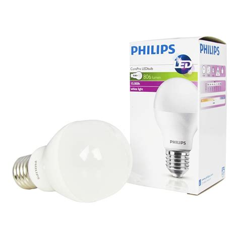 Philips Led 11 Watt sunshineled ab 11 watt philips corepro e27 led la